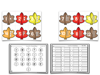 Leafy Learning Letters Sounds Number and Counting