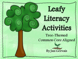 Leafy Literacy Activities