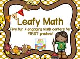 Leafy Math Fun