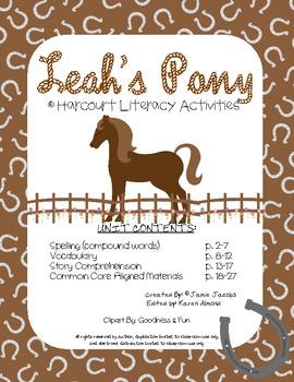 Leah's Pony (Harcourt)