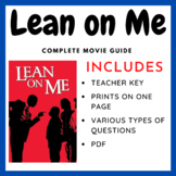 Lean on Me - Complete Movie Guide