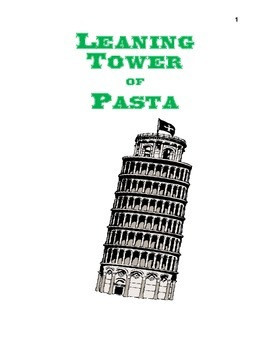 Leaning Tower of Pasta