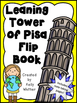 Leaning Tower of Pisa (Italy) Flip Book