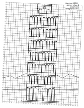 Leaning Tower of Pisa Mystery Picture