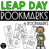 Leap Day Bookmarks
