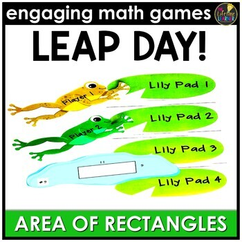Leap Day Area of Rectangles