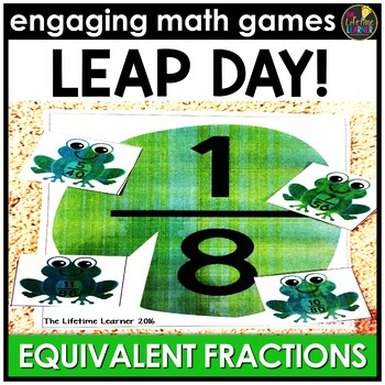 Leap Day Equivalent Fractions