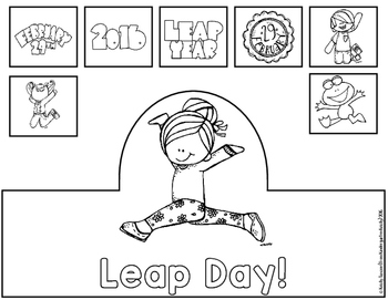 Leap Year *FREEBIE*
