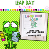 Leap Day Fun-Activities and Printables