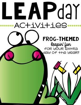 Leap Day Fun-Mini Unit