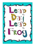 Leap Frog A Fraction game of Comparisons