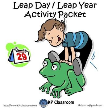 Leap Day and Leap Year Activity Packet