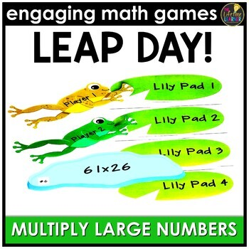 Leap Day Multiply Large Numbers