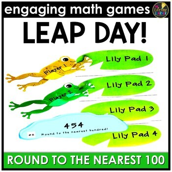 Leap Day Round to Nearest Hundred
