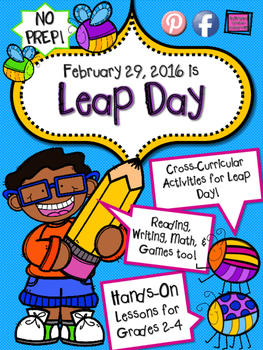Leap Day Super-Pack (Numeracy, Literacy)