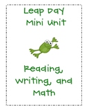 Leap Day mini unit