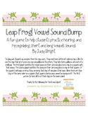 Leap Frog!  Free Short and Long Vowel Bump