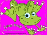 Leap Frog -  Hoppin' Around the Hundred Chart Game