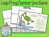 Leap Frog Number Line Game