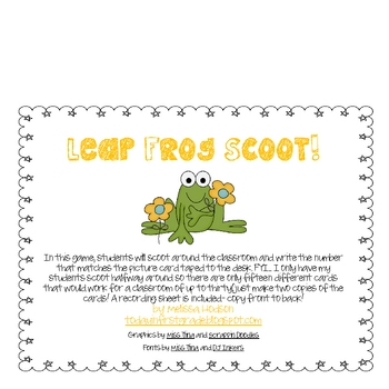 Leap Frog Scoot