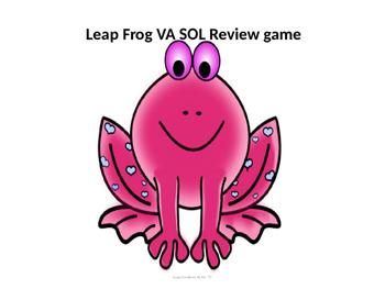 Leap Frog VA SOL Review Game
