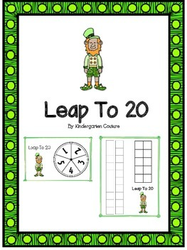 Leap To 20 - A Place Value Game