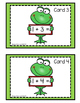 Leap Year- +1 Math Task Cards