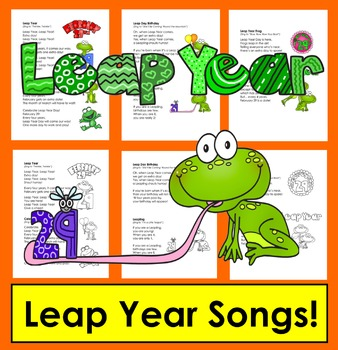 Leap Year Poems/Songs