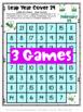 Leap Year Math Games Freebie