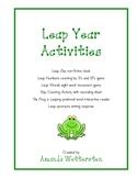 Leap Year Activiites