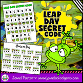 Leap Year Activities 2020 (Leap Day Secret Emoji Code Acti
