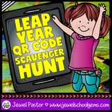 Leap Year Activities 2020 (Leap Year QR Codes Scavenger Hunt)