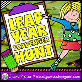 Leap Year Activities 2020 (Leap Year Scavenger Hunt)