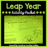 Leap Year Activity Packet