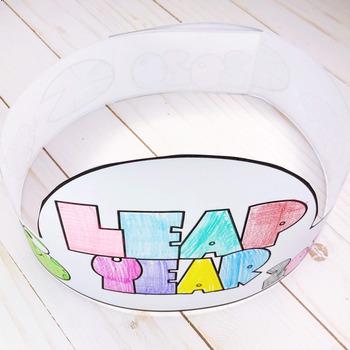 Leap Year Crown-Freebie