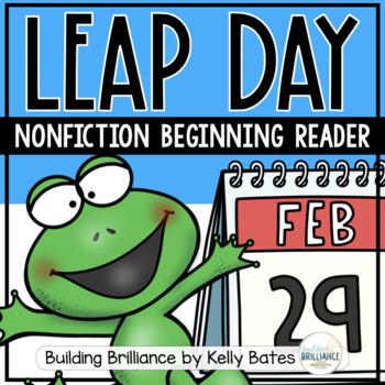 Leap Year Emergent Reader