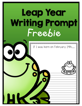 Leap Year Freebie