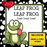 Leap Frog Early Reader Literacy Circle