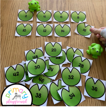 Leap Year Leap Frog Skip Counting