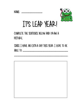 Leap Year Learning