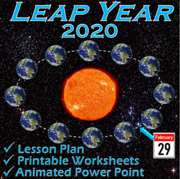 graphic about Leap Year Printable named Soar Yr - Lesson, Powerpoint Printables