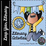 Leap Year Literacy Pack--Reading, Rhyming and Writing Activities