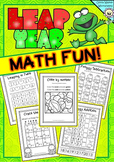 Leap Year Math