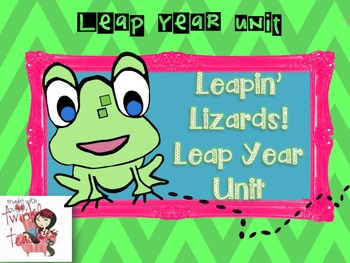 Leap Year Mini-Unit