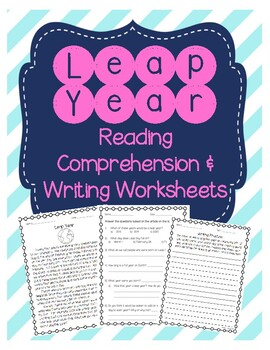 Leap Year Reading