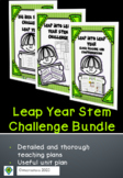 Leap Year STEM Bundle