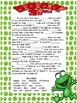Leap Year & St. Patrick's Day Fill in the Blanks