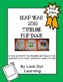 Leap Year Timeline Flipbook