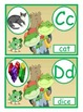 Leap frog alphabet