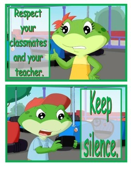 Leap frog rules
